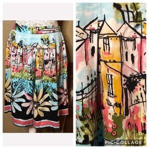 4/$25 I.e size 8 Skirt